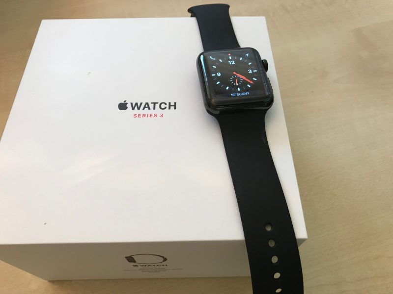 Review: Apple Watch 3 fails physically disabled users