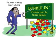 Mugabe cartoon