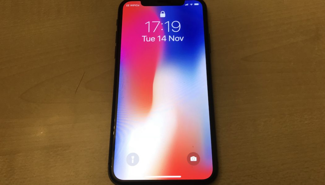 iPhone X: A week with Apple's new iphone