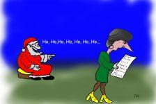 ho ho ho Cartoon