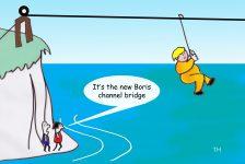 Boris' bridge