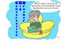 Big Brother cartoon