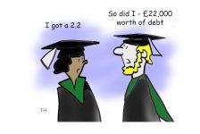 2.2 Student loan cartoon