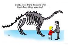 Jacob Rees Mogg cartoon
