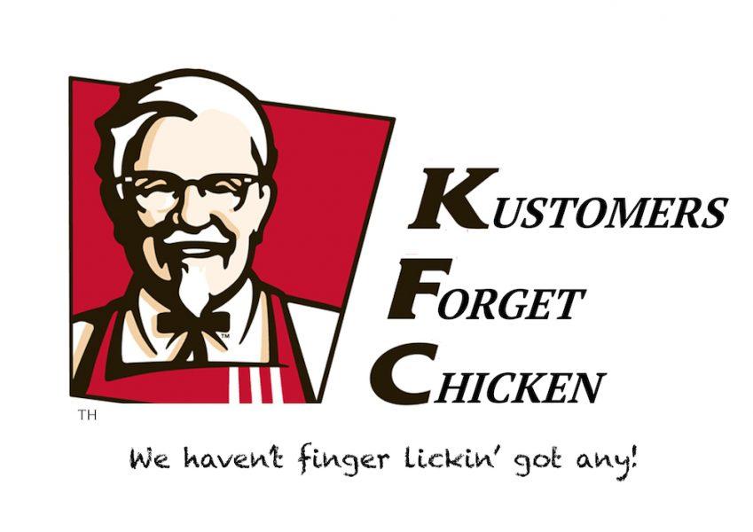 KFC cartoon
