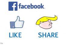 Facebook cartoon