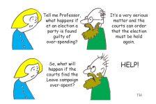 Help cartoon
