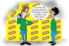 Lego cartoon