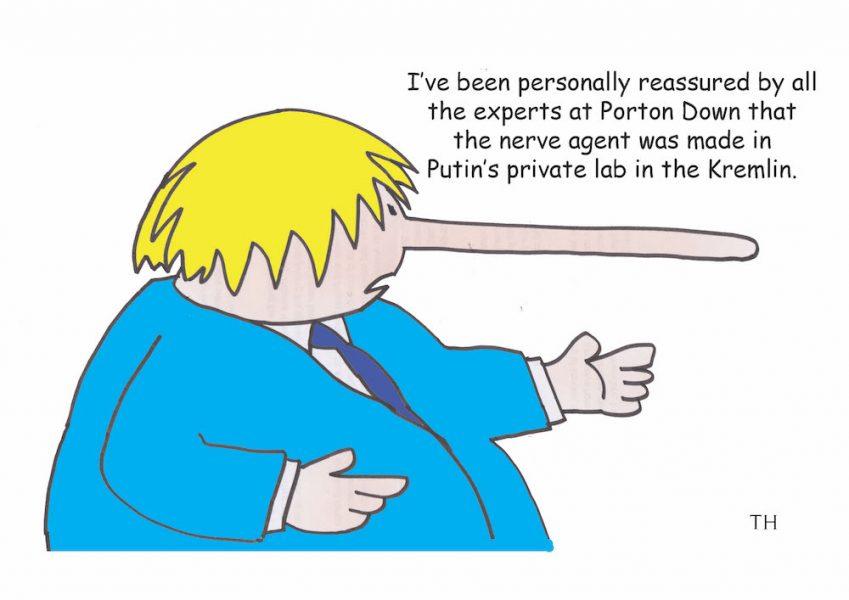 Boris lab cartoon