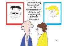 hairdressers cartoon