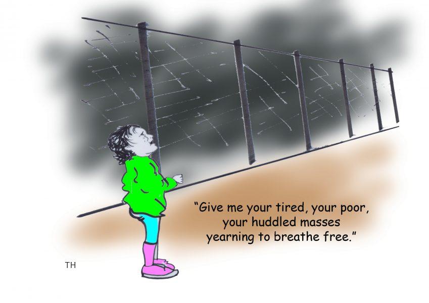 Yearning to breathe free