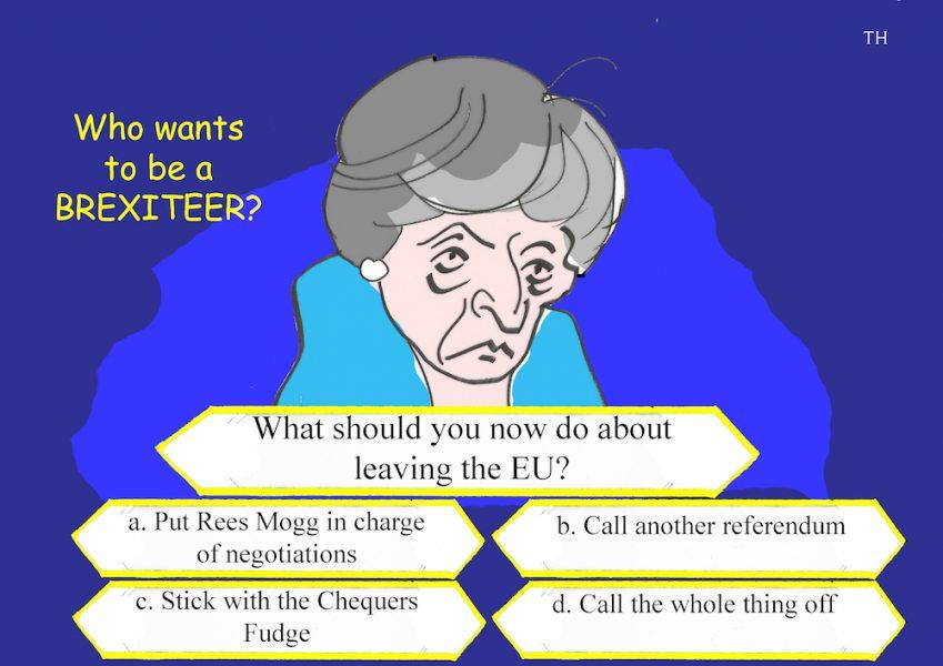 Brexiteer cartoon