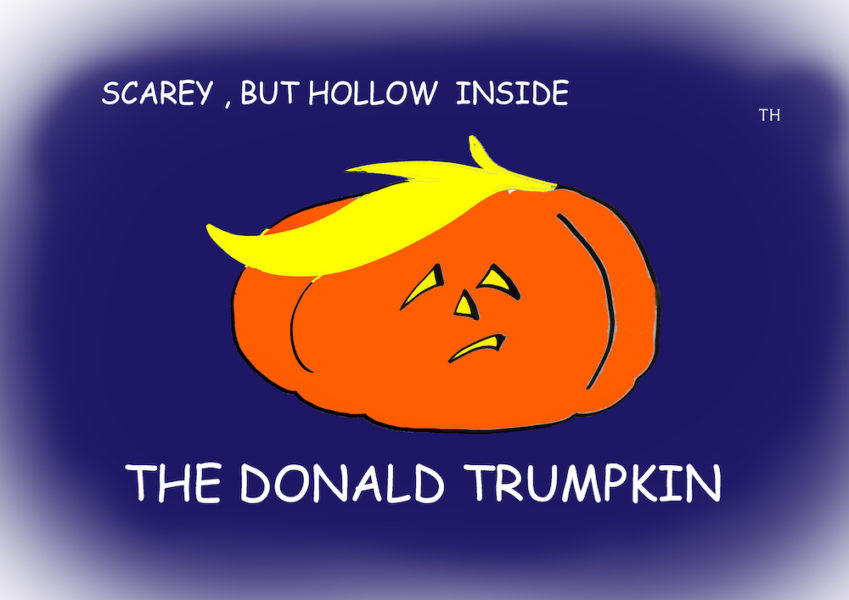 trumpkin Cartoon