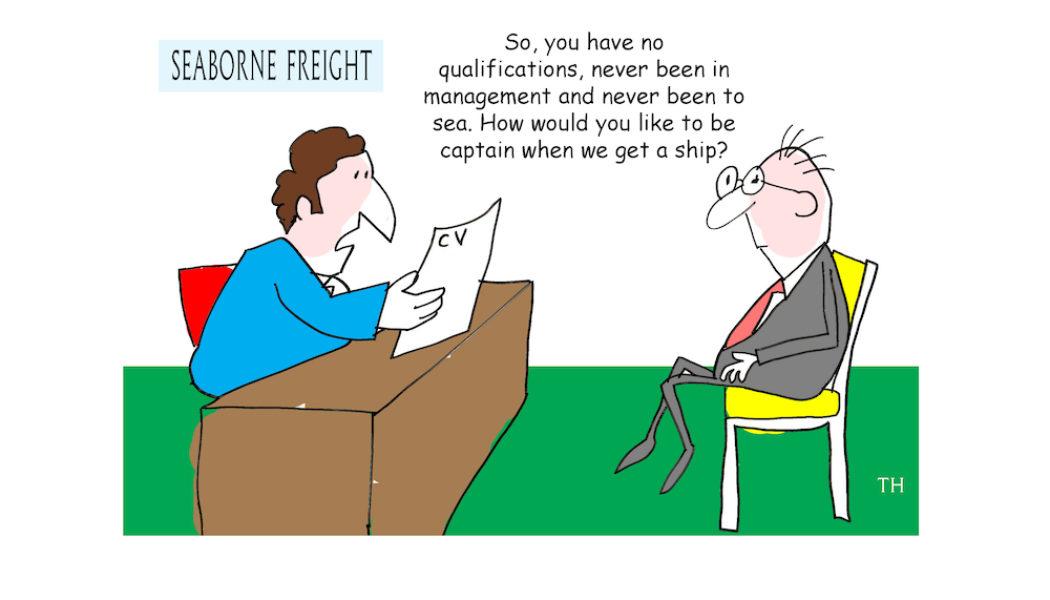 seaborne cartoon
