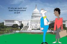 US government shutdown shutdown