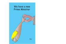 Kipper cartoon Boris Johmsom new PM