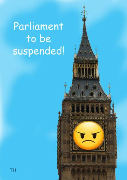parliament suspended
