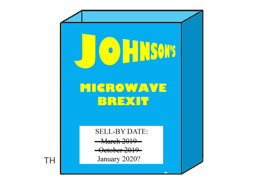 Microwave Brexit cartoon