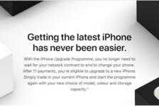IPhone Upgrade Programme
