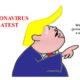 Ted Harrison on Donald Trump's response to coronavirus