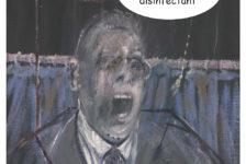 Trump disinfectant cartoon