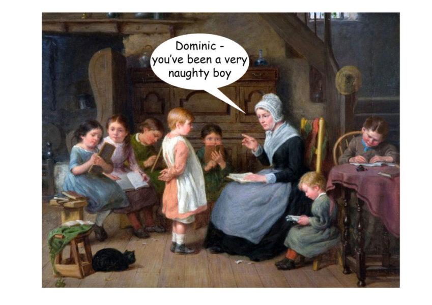 William Bromley 'Dame School'