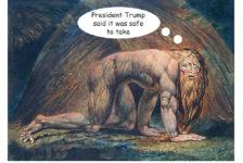 Nebuchadnezzar by William Blake