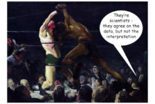 George Bellows 'Both Members of This Club'
