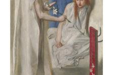 The Annunciation Dante Gabriel Rossetti