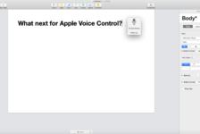 4 ways Apple can improve Voice Control