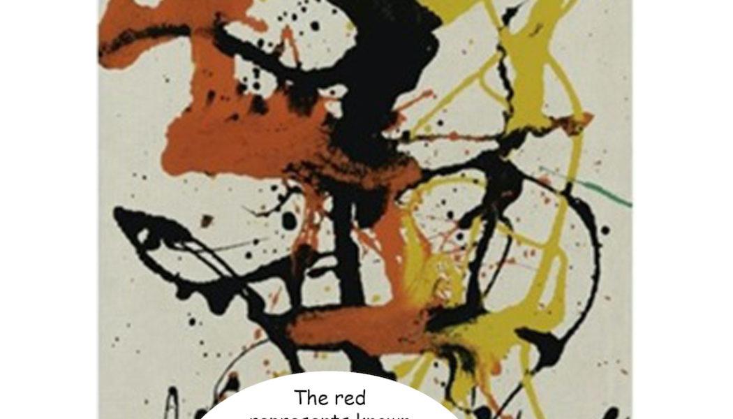 Number 26 Jackson Pollock