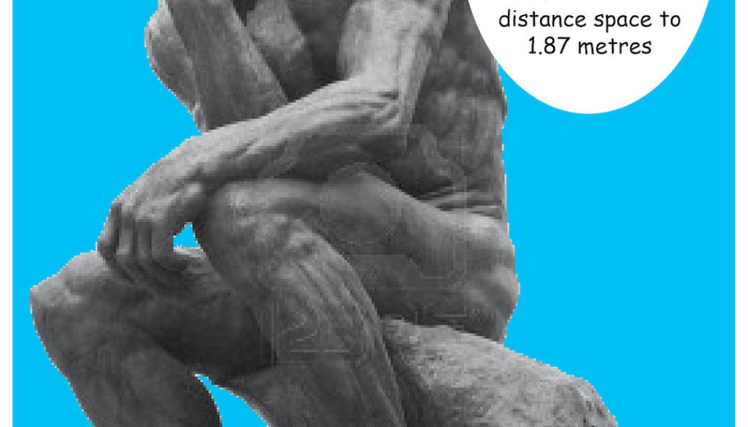 The Thinker Rodin
