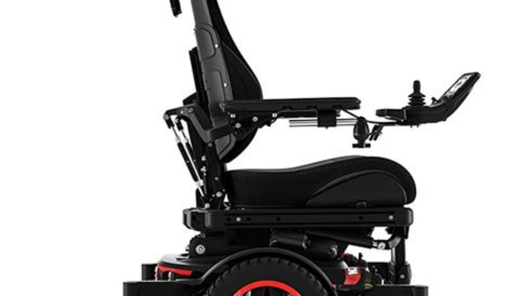 Permobil M3 Powered electric wheelchair