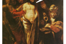 Reynier van Gherwen Pilate washes his hands