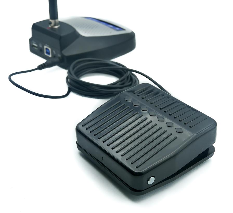 SpeechWare Foot pedal