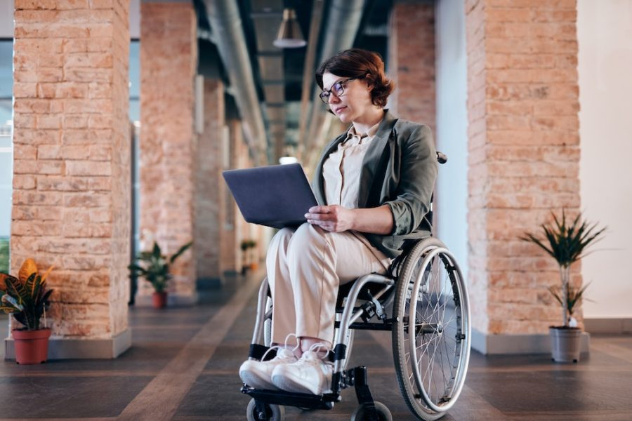 Disabled people and technology