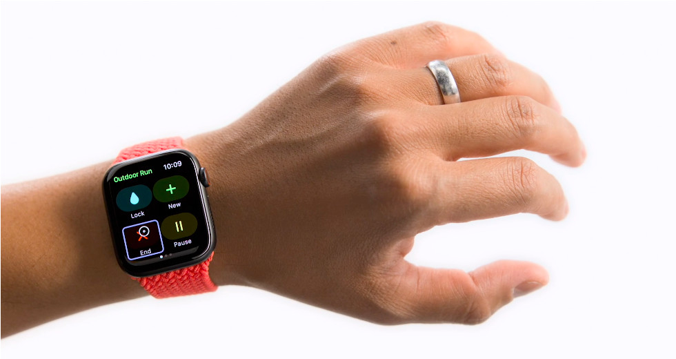 AssistiveTouch for Apple Watch