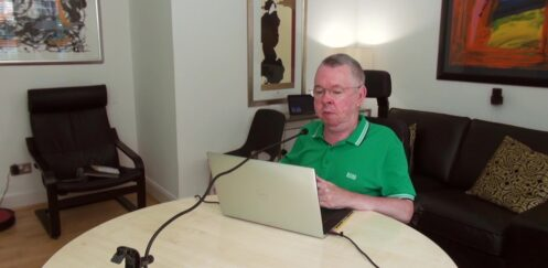 TwistMike from SpeechWare video review